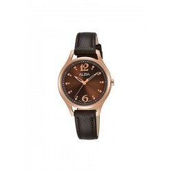 Alba 30mm Analog Ladies Leather Fashion Watch - AH8520X1