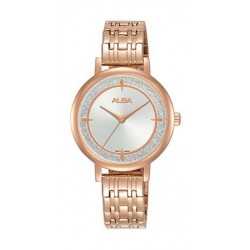Alba Quartz 30mm Analog Ladies Metal Watch - AH8524X1