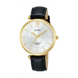Alba 34mm Analog Ladies Leather Fashion Watch - AH8564X1