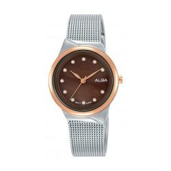 Alba 30mm Ladies Analog Fashion Metal Watch - (AH8618X1)