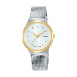 Alba 30mm Ladies Analog Fashion Metal Watch - (AH8620X1)