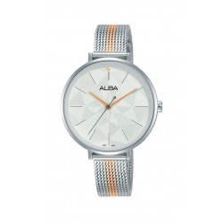 Alba 34mm Analog Ladies Metal Fashion Watch (AH8673X1)