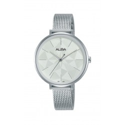 Alba 34mm Analog Ladies Metal Fashion Watch (AH8677X1)