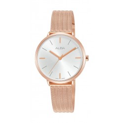 Alba 30mm Ladies Analog Fashion Metal Watch - (AH8708X1)
