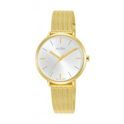 Alba 30mm Ladies Analog Fashion Metal Watch - (AH8710X1)