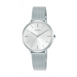 Alba 30mm Ladies Analog Fashion Metal Watch - (AH8715X1)