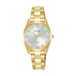 Alba 28mm Ladies Analog Metal Fashion Watch - AH8740X1