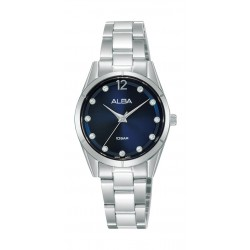 Alba 28mm Ladies Analog Metal Fashion Watch - AH8741X1