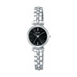 Alba 21mm Ladies Metal Analog Watch (AK3027X1) - Silver
