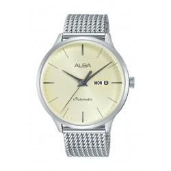 Alba AL4107X1 Gents Fashion Analog Watch - Metal Strap