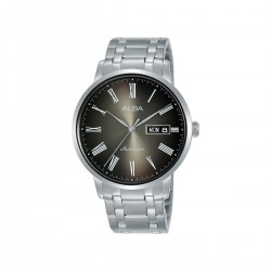 Alba 40mm Analog Gents Metal Watch (AL4129X1) - Silver