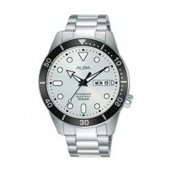 Alba 42mm Gent's Metal Analog Casual Watch - AL4171X1