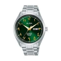 Alba 42mm Men's Analog Metal Watch Arabic Index - (AL4177X1)