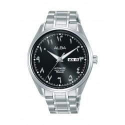 Alba 42mm Men's Analog Metal Watch Arabic Index - (AL4179X1)