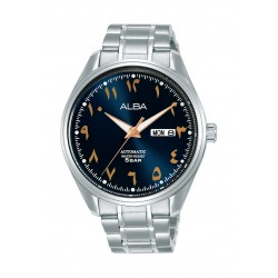 Alba 42mm Men's Analog Metal Watch Arabic Index - (AL4181X1)