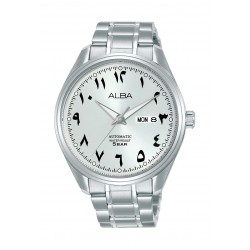 Alba 42mm Men's Analog Metal Watch Arabic Index - (AL4183X1)