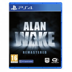 Alan Wake Remastered PS4 Game in Kuwait Buy Online – Xcite