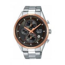 Alba Gents Casual Analog Watch Metal Strap (AM3424X1)