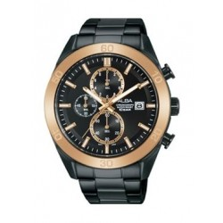 Alba Quartz 41.5mm Chronograph Gent's Metal Watch - AM3618X1