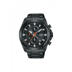 Alba 45mm Chronograph Gents Metal Watch (AM3633X1) - Black