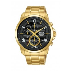 Alba Prestige 43mm Men's Chronograph Casual Watch - (AM3772X1)