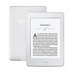 mazon Kindle Paperwhite 8GB WiFi Tablet (2019) - White