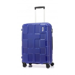 American Tourister 66CM Rumpler Spinner Hardcase Luggage - Blue