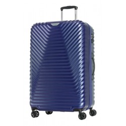 American Tourister Skycove Spinner 68CM Hardcase Luggage - Blue