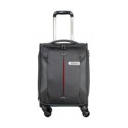 American Tourister Spectralite 58CM TSA Softcase Luggage (91OX38004) - Grey