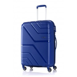 American Tourister Spinner 68/25 Hard Luggage - Blue