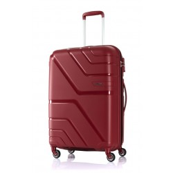 American Tourister Spinner 68/25 Hard Luggage - Red