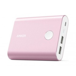 Anker PowerCore+ 13400mAh Quick Charge 3.0 Portable Charger - Pink
