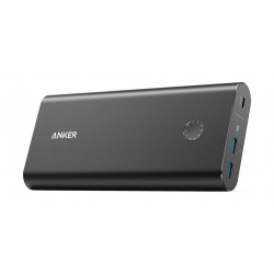 Anker PowerCore+ 26800 mAh 3.0 Quick Charge Power Bank (A1375H11) - Black