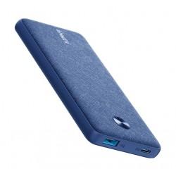Anker PowerCore III Sense 10,000 mAh  Power Bank - Blue Fabric