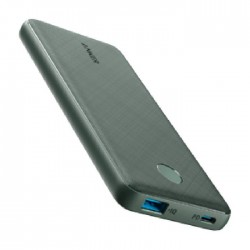 Anker PowerCore Slim 10000PD Portable Charger (A1231061) - Green