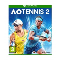 AO Tennis 2 - Nintendo Switch Game
