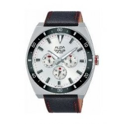 Alba AP6527X1 Gents Casual Analog Leather Sport Watch