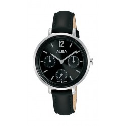 Alba 30mm Ladies Analog Fashion Leather Watch - (AP6657X1)