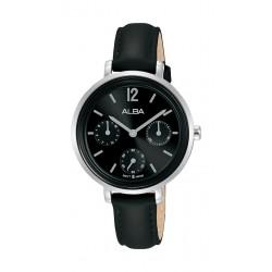 Alba 30mm Ladies Analog Fashion Leather Watch - (AP6657X1)