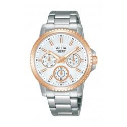Alba Active 36mm Ladies Analog Fashion Metal Watch - AP6662X1
