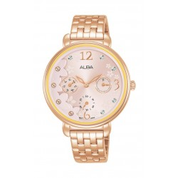 Alba 36mm Ladies Analog Metal Fashion Watch - AP6670X1