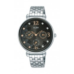 Alba 36mm Ladies Analog Metal Fashion Watch - AP6675X1