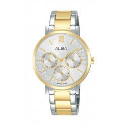 Alba Ladies 34mm Analog Fashion Metal Watch - AP6688X1