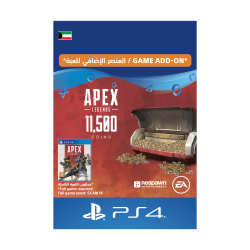Sony Apex Legends 10000 (+1500 Coins)