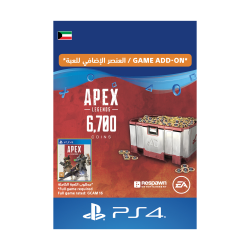 Sony Apex Legends 6000 (+700 Coins)