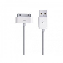 Apple 30-pin to USB Cable - 1 Meter
