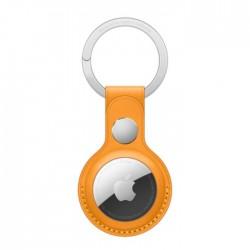 Apple-AirTag-Leather-Loop -California-Poppy buy in xcite kuawait