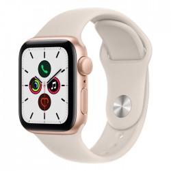 Apple Watch SE GPS 40mm - Gold / Starlight