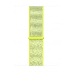 Apple 38mm Smart Watch Sport Loop Band (MRHU2) -  Flash Light