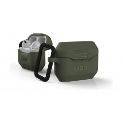 UAG Apple Airpods Pro Silicone Case V2 - Olive Green